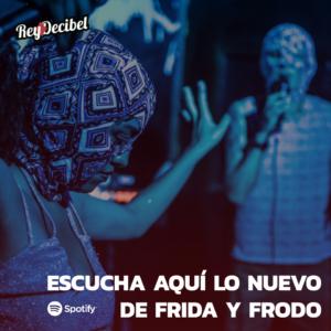 """Frida y Frodo presenta su nuevo sencillo """"Niña"""""""