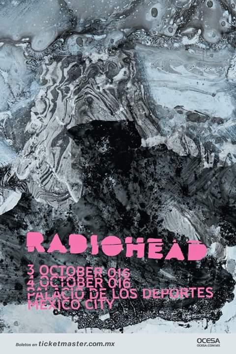 Paren prensas: Radiohead en México