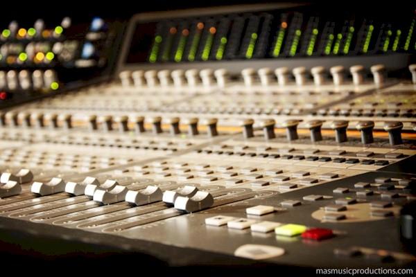 Estudios de grabación en la CDMX (DF) y área metropolitana para bandas independientes