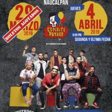 Los Caligaris cierran su gira El Show Más Feliz del Mundo en Parque Naucalli